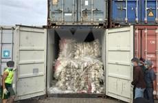 Devuelve Malasia contenedores de desechos plásticos a sus países de origen