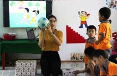 Organización belga lanza un programa educativo en Vietnam