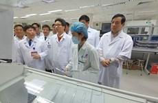 Inspecciona vicepremier vietnamita labores preventivas contra nuevo tipo de coronavirus