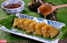 Banh gio, comida ligera favorita de los hanoienses