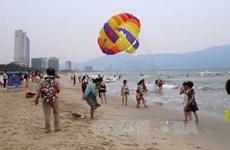 La playa de My Khe, una de las más atractivas del planeta