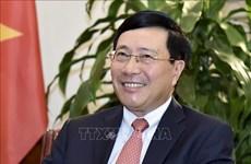Eleva Vietnam posición en la diplomacía mundial en 2020