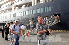 Recibe Da Nang primer crucero turístico en el Año Nuevo Lunar 2020