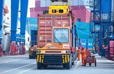 Registran en Vietnam rápido desarrollo de servicios logísticos