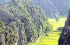 Complejo paisajístico de Trang An, patrimonio mundial que hechiza a los turistas