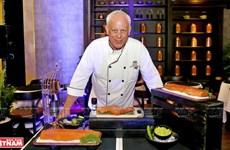 John Burton-Races, mensajero del arte culinario de Vietnam
