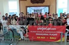 Inaugura aerolínea vietnamita de bajo costo ruta entre Hanoi y Bali