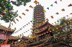 Resalta torre budista valores históricos de Vietnam