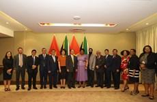 Considera Sudáfrica a Vietnam como uno de sus principales socios sudesteasiáticos