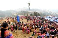 Festival Gau Tao, peculiaridad cultural de etnia Mong en Vietnam