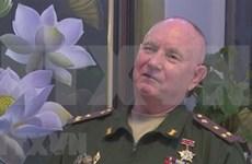 Muestran veteranos rusos profundo afecto hacia Vietnam