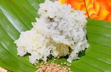 Banh khuc co Lan: plato familiar de los hanoyenses