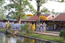 Inauguran en provincia de Thai Binh Festival primaveral de la pagoda Keo