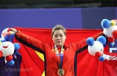 Obtiene Vietnam 10 medallas de oro en Copa Mundial de Halterofilia 2020