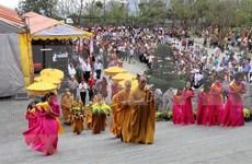 Inaugura vicepremier de Vietnam Festival de Pagoda Bai Dinh