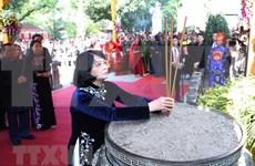 Rinde Vietnam tributo a heroínas de lucha contra invasión extranjera