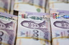 Desvalorizada moneda nacional de Tailandia por nuevo brote del coronavirus