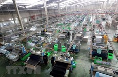 Empeñada Hanoi en impulsar desarrollo de producción industrial en 2020