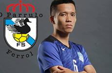 Deportista vietnamita jugará para club de fútbol sala español