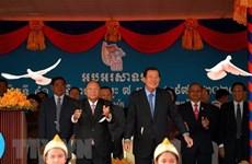 Celebra Comité Central del Partido Popular de Camboya la 42 reunión