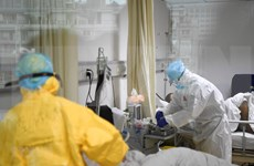 Realizan en Vietnam simulacro de prevención de nuevo coronavirus