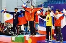 Luchadores vietnamitas buscarán boletos olímpicos en el Campeonato Asiatico
