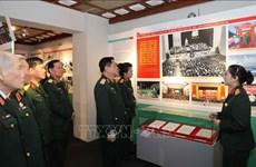 Exposición sobre la historia del Partido Comunista de Vietnam abre sus puertas en Hanoi