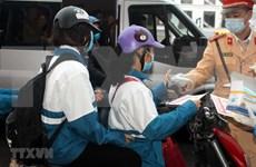 Ofrecerá Hanoi millones de mascarillas faciales gratuitas a estudiantes