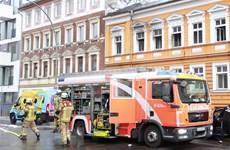 Reportan 12 heridos por incendio en edificio de propiedad vietnamita en Alemania