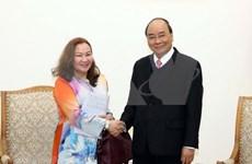 Recibe premier de Vietnam a embajadores de Malasia y Armenia