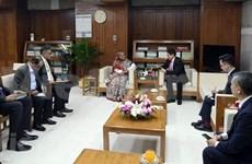 Aspira Bangladesh a adquirir experiencias de desarrollo de Vietnam