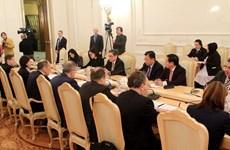 Promueven Rusia y ASEAN asociaciones estratégicas