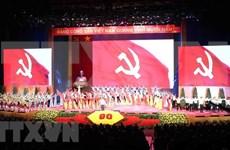 Continúa Partido Comunista de Vietnam recibiendo felicitaciones por 90 aniversario de su fundación