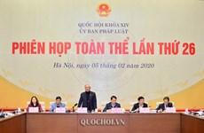 Debaten en Vietnam Ley de Manejo de Violaciones Administrativas