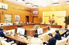 Celebrará Comité Permanente del Parlamento de Vietnam su reunión 42