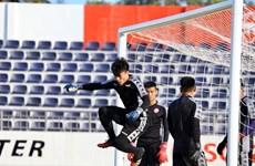 Reubican partidos en Vietnam de la Copa Asiática 2020 por brote del virus nCoV