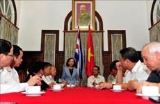Celebran en Cuba aniversario 90 de la fundación del Partido Comunista de Vietnam