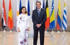 Embajadora vietnamita afirma que su país otorga importancia a lazos con Chipre