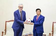 Destacan logros conjuntos de Vietnam y Alemania en cultura, deportes y turismo