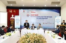 Elegirán a jóvenes destacados de Vietnam en 2019