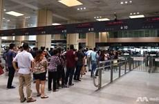 Detendrá Singapur admisión de documentos de viaje colectivo de Malasia