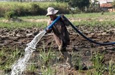 Vietnam por garantizar uso eficiente de recursos hídricos