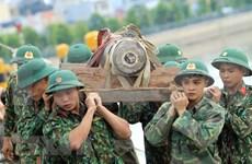 Inician en Vietnam curso de entrenamiento para misiones de paz de ONU