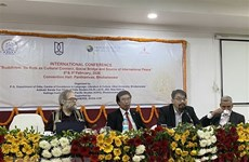 Asiste Vietnam a simposio internacional de budismo en India