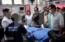 Expresa Vietnam solidaridad con Tailandia por tiroteo masivo