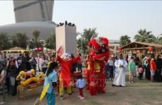 Promocionan en Arabia Saudita imágenes del pueblo y la cultura de  Vietnam