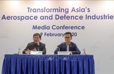 Singapur extrema seguridad para Airshow 2020 ante el brote de coronavirus
