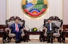 Fortalecen Vietnam y Laos vínculos en seguridad