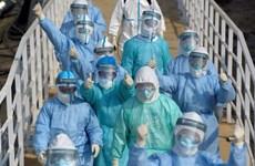 Estados Unidos suministra artículos médicos a Laos para enfrentar coronavirus