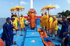 Celebran en Quang Nam festival dedicado al dios de los peces